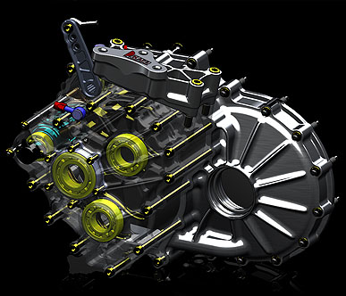 02M / 02Q Sequential Gearbox Volkswagen - KAPS Professional