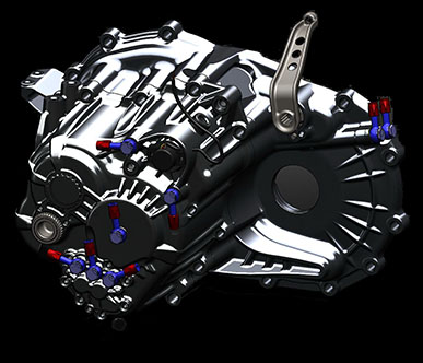 Mitsubishi Full Sequential Gearbox EVO X