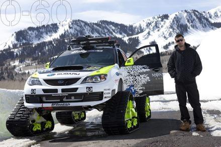 Ken Block S Trax Car Kaps Professional Racing Gearbo