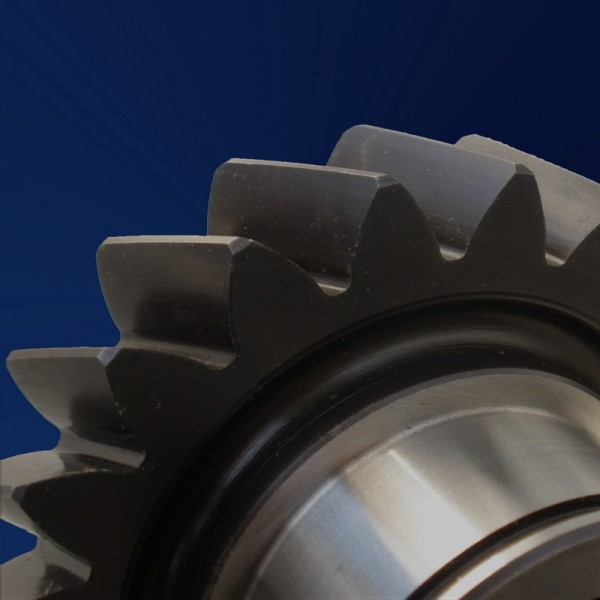 FINAL DRIVE - CROWN GEAR and PINION - KAPS Professional Racing Gearboxes