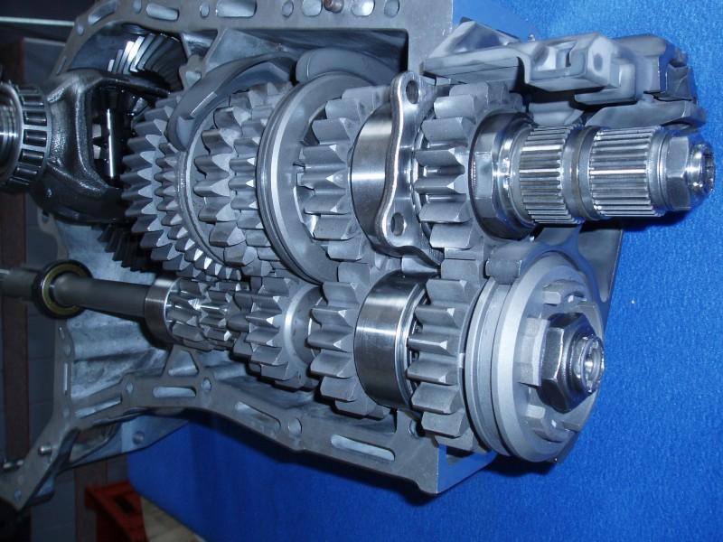DOG BOX KIT 5 speed | Subaru Impreza WRX to 2003 - KAPS Professional
